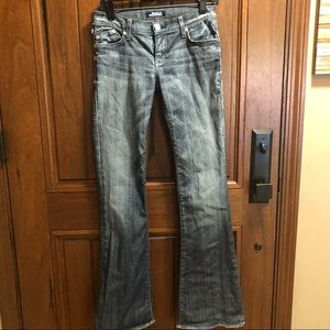 HOT! EUC Rock & Republic Roth Flare Jeans